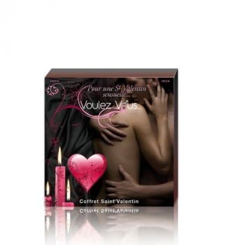 Coffret insolite massage Saint Valentin