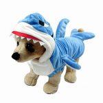 Déguisement requin pour chien