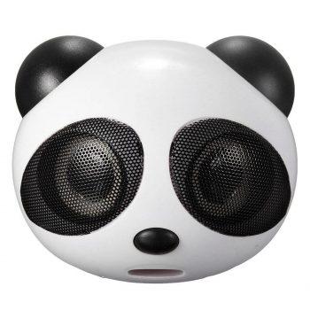 enceinte panda insolite