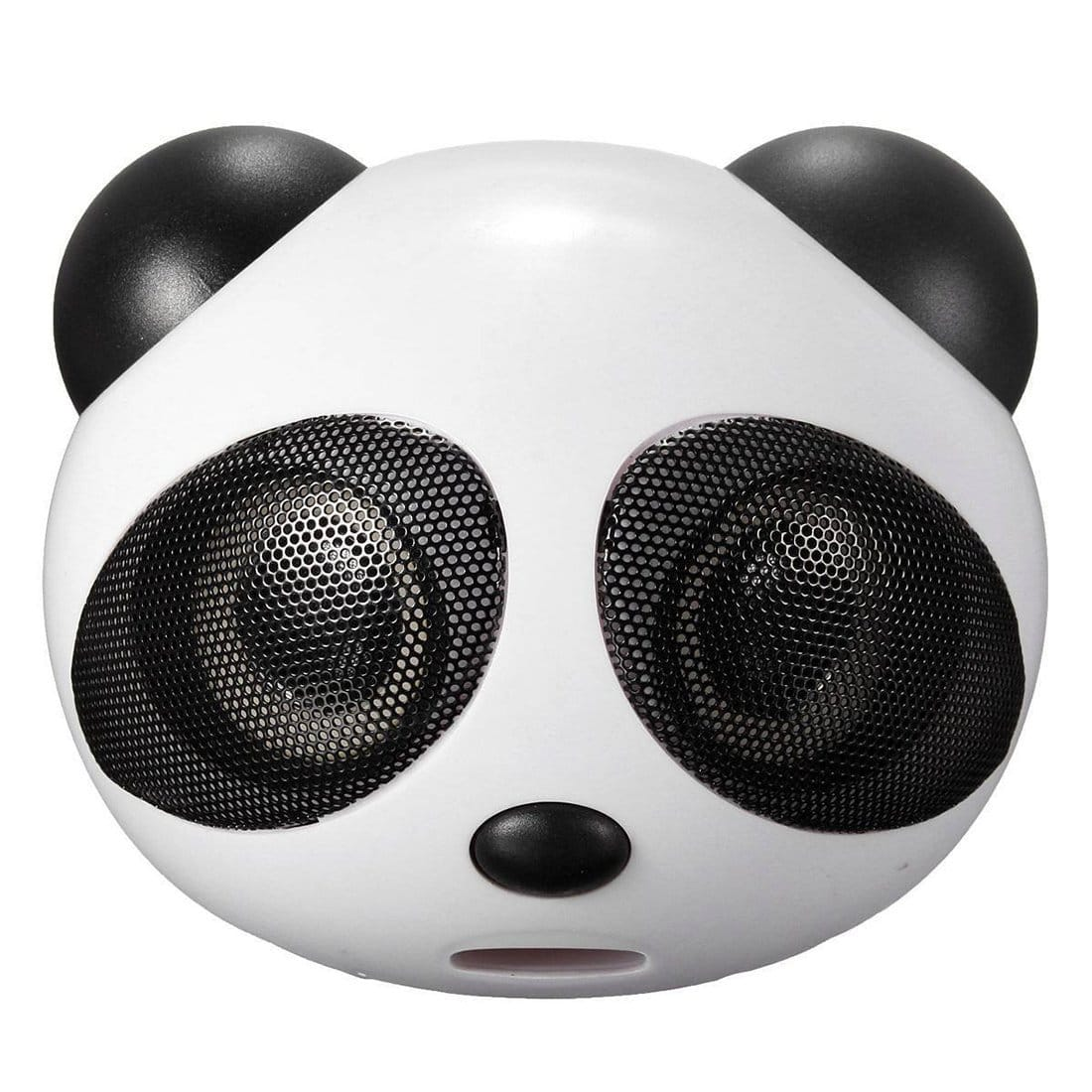 enceinte panda objet gadget mr etrange. Black Bedroom Furniture Sets. Home Design Ideas