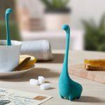 infuseur à thé monstre du Loch Ness