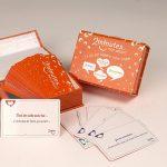 Jeu de cartes «2 minutes… Mon amour !»