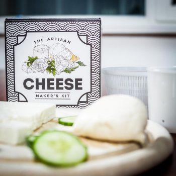 Kit insolite pour fabriquer du fromage