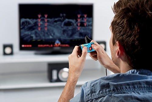 Manette de jeux vidéos retro insolite
