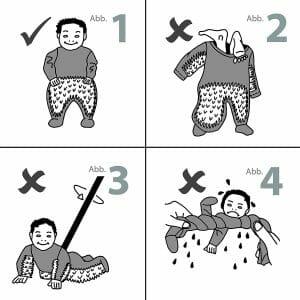Mode d'emploi Babymop insolite