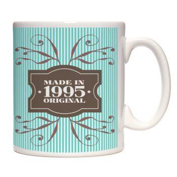 Mug original année anniversaire