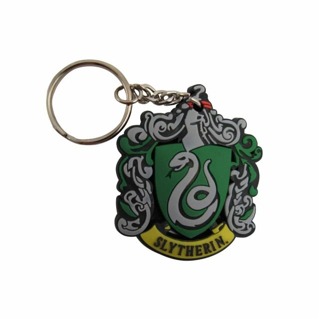 Porte-clés Harry Potter Serpentard original