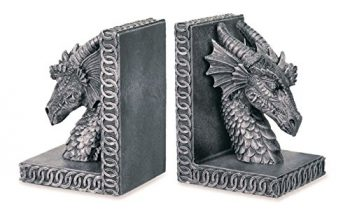 Serre-livres insolite dragons