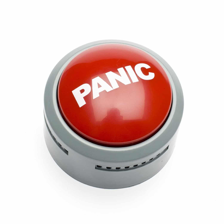 Bouton panique buzzer insolite
