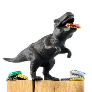 Décapsuleur dinosaure insolite