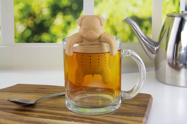 Infuseur à thé insolite