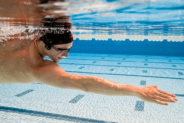 Finis mp3 Duo insolite waterproof