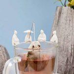 Supports pour sachet de thé pêcheurs chinois