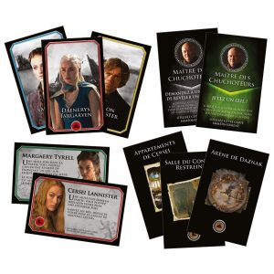 Cluedo Games Of Thrones