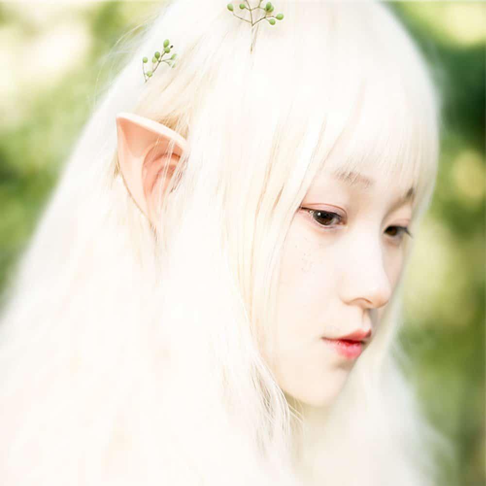 Ecouteurs insolite oreilles d'elfe