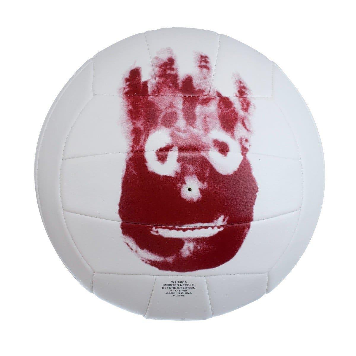 Ballon Wilson insolite