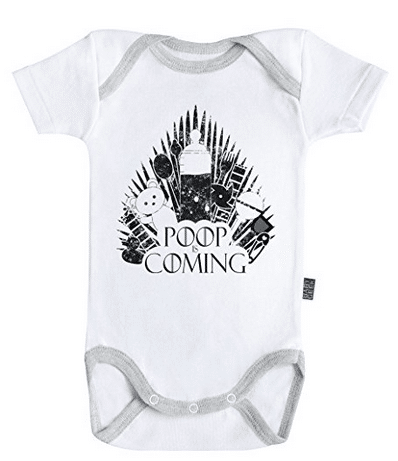 Body Game f thrones original bébé