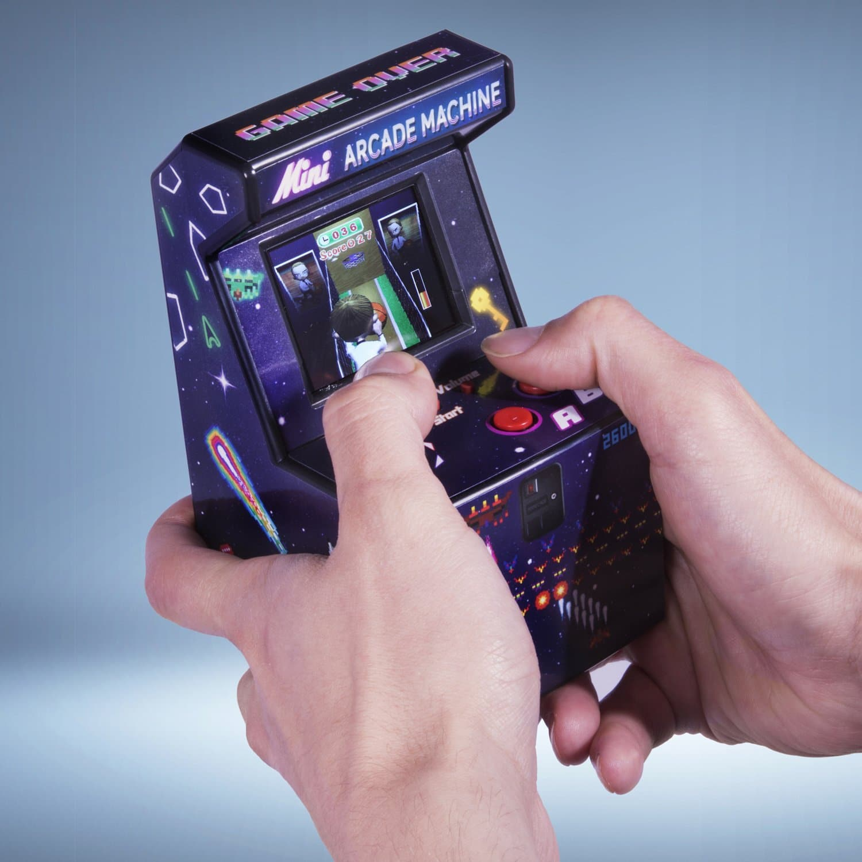Mini borne d'arcade insolite