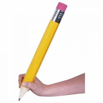 Crayon à papier géant