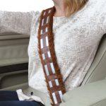 Housse de ceinture de sécurité Chewbacca