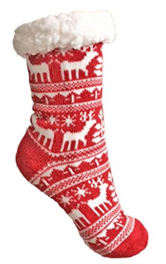 Chaussettes de Noël insolite