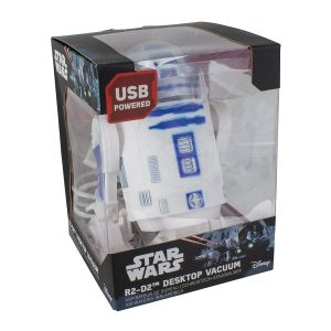 Coffret de l'aspirateur de bureau USB R2-D2 Star Wars