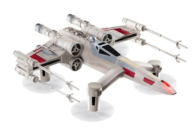 Drone X-Wing Star Wars Propel