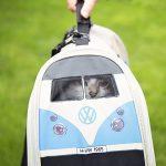 Sac de transport pour animaux combi Volkswagen