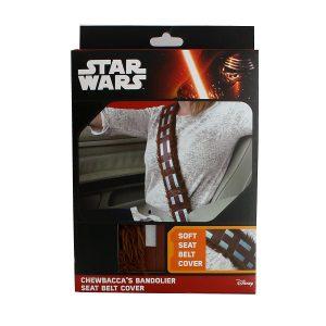 Housse de ceinture de sécurité Chewbacca original