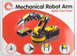 Boite du bras de robot articulé Thumbs Up