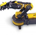 Bras de robot articulé Thumbs Up à construire soi-même