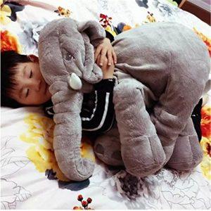 Coussin éléphant insolite bébé
