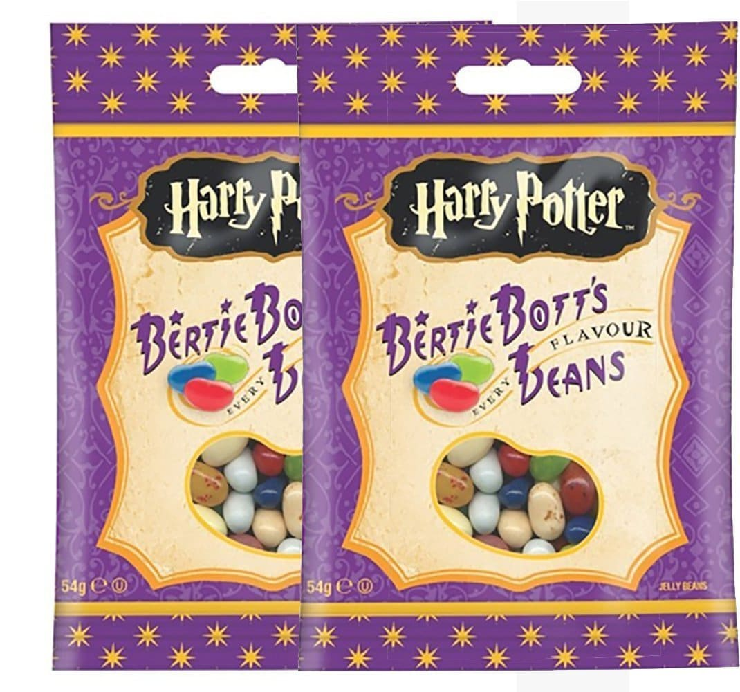 Geek insolite dragées surprises de Bertie Crochue Harry Potter