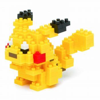 Geek Nanoblock Pikachu insolite
