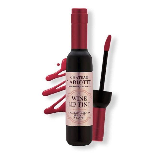 Gloss bouteille de vin insolite