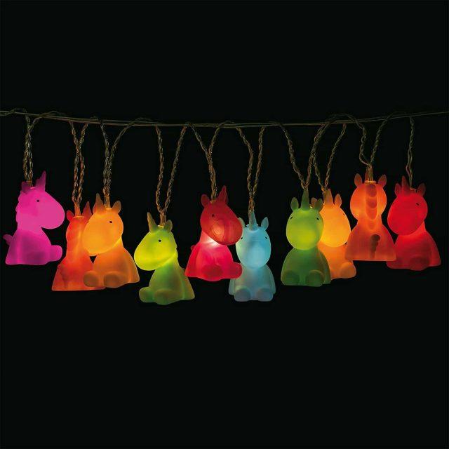 Guirlande à LED licorne original