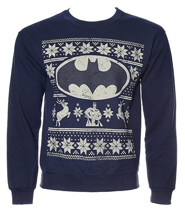 Sweat Batman Noël original