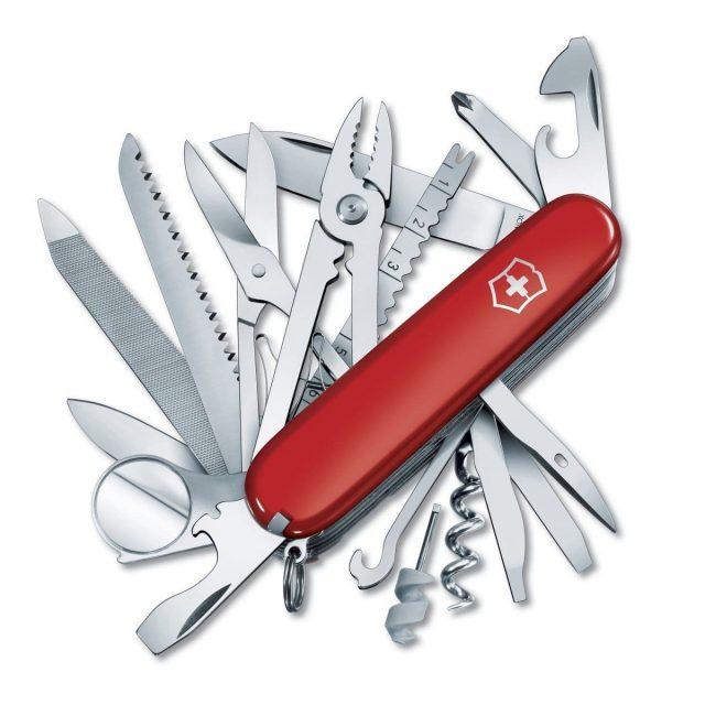 Couteau Suisse de poche 33 fonctions Victorinox original