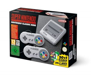 Super Nes Classic Mini original