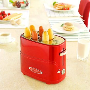 Toaster hot-dog insolite