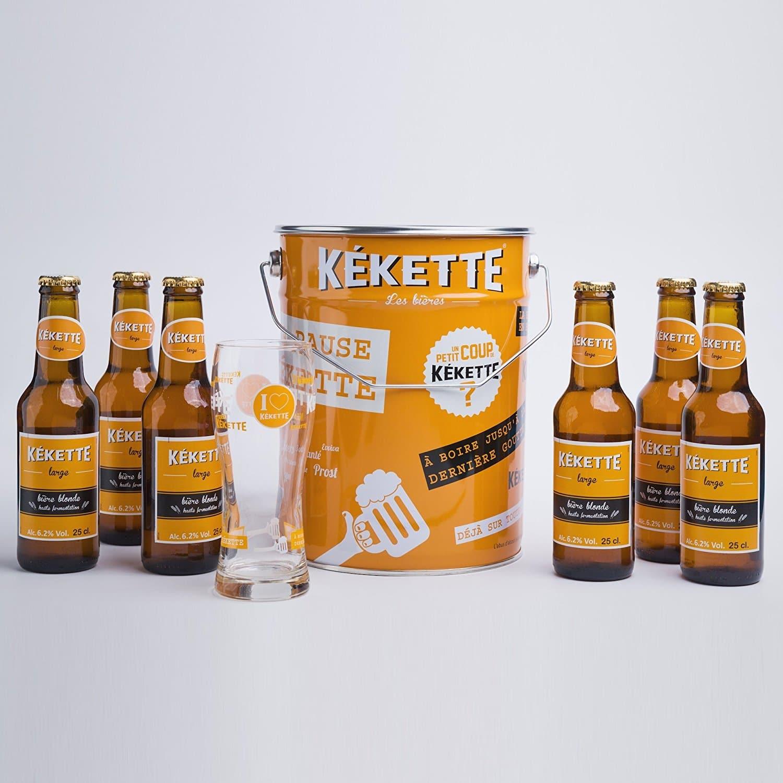 Bières Kékette insolite et coquin
