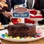 Décoration clignotante pour gâteau d'anniversaire