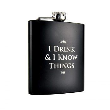 Flasque Game of Thrones geek insolite