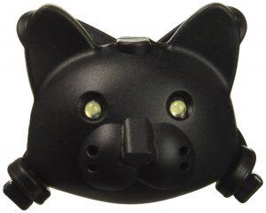 Lampe vélo chat qui parle gadget insolite