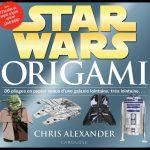 Livre Star Wars origami