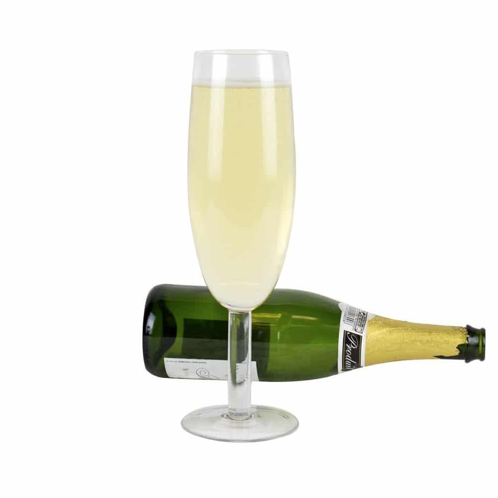 Flûte à champagne géante original