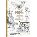 Livre de coloriage Harry Potter