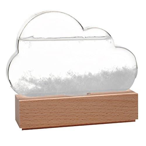 Baromètre nuage insolite gadget