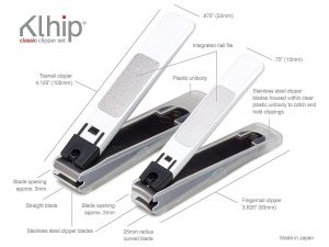 Coupe-ongles Khlip gadget original