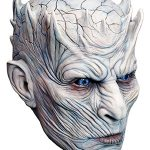 Masque en latex du Roi de la Nuit de Game of Thrones